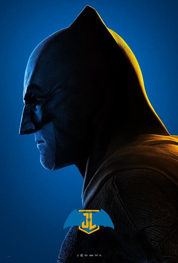 Nuevo cartel de Liga de la Justicia