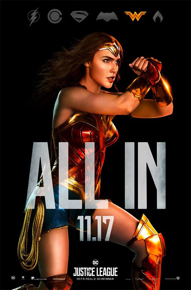 Un nuevo cartel de Liga de las Justicia