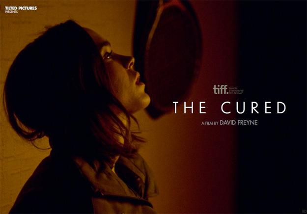 Cartel promo de The Cured de David Freyne