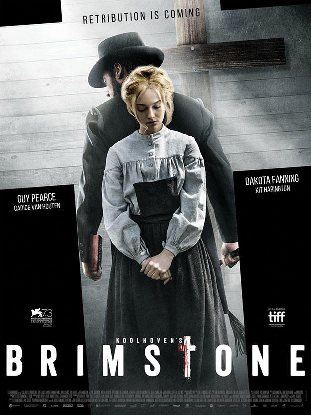 Cartel de Brimstone