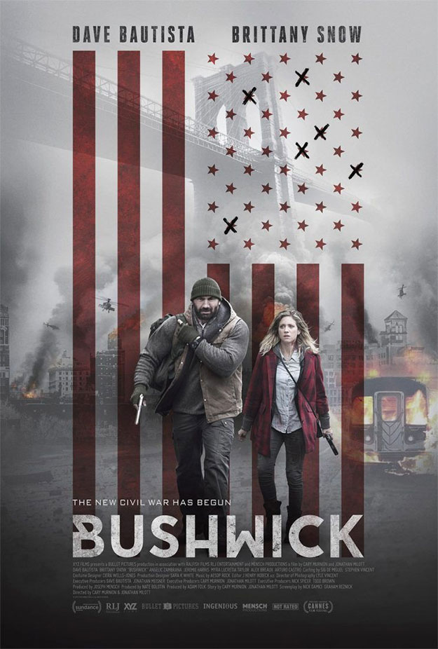 Cartel de Bushwick