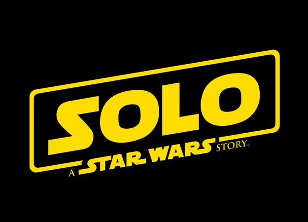 Logo oficial de Han Solo: Una Historia de Star Wars