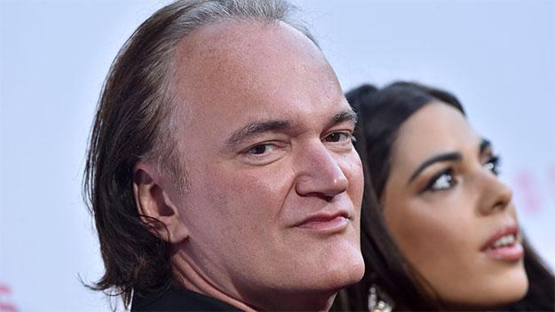 Quentin Tarantino también podría pasar por el Dr. Sivana... o al menos por un Mad Doctor en toda regla