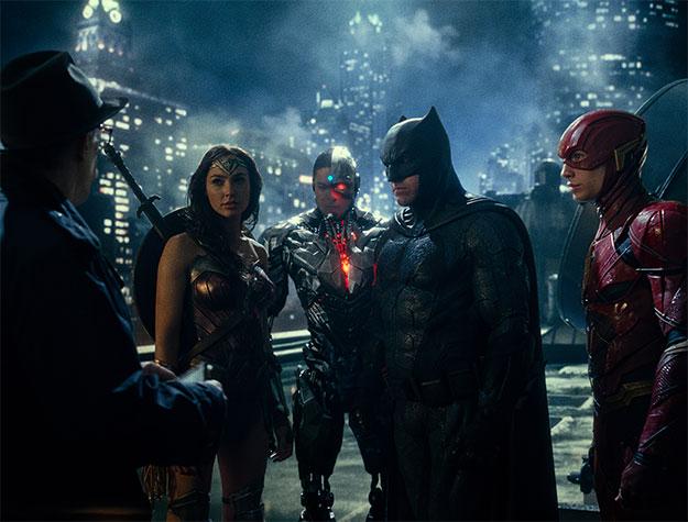 Nueva imagen de Liga de la Justicia