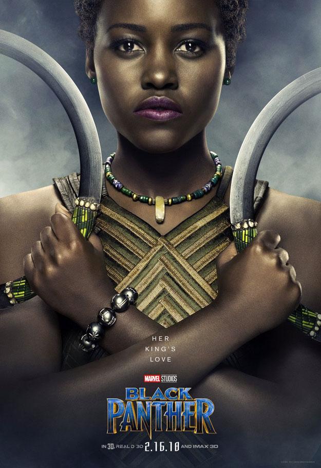 Nuevo cartel de Black Panther