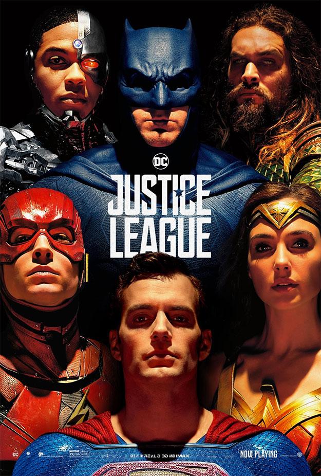 Añadamos oficialmente a Superman al cartel a lo Alex Ross de Liga de la Justicia