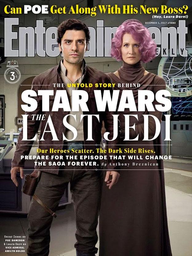 Star Wars: Los Últimos Jedi para todos