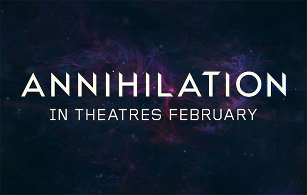 Annihilation... hay que verla