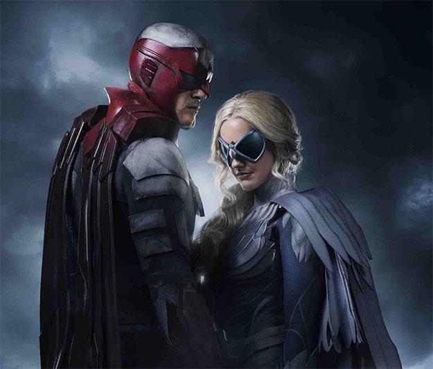 """DC y Warner Bros. siguen apostando por """"Titans""""... menudas pintas"""
