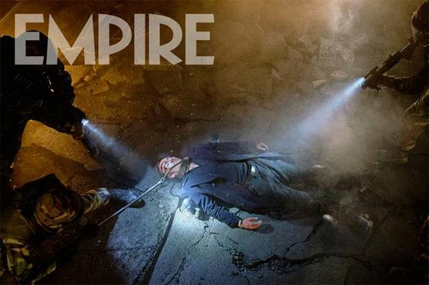 Magneto (Michael Fassbender) en X-Men: Fénix Oscura