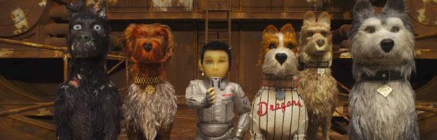 Isla de perros (Isle of Dogs) de Wes Anderson