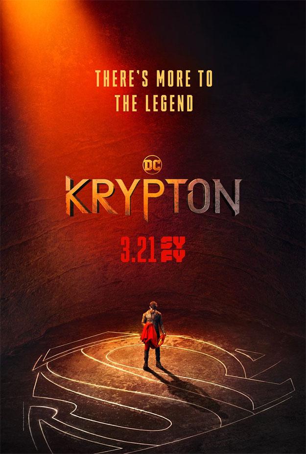 """""""Krypton"""", """"Metropolis"""", """"Gotham""""... ¿qué será lo siguiente?"""