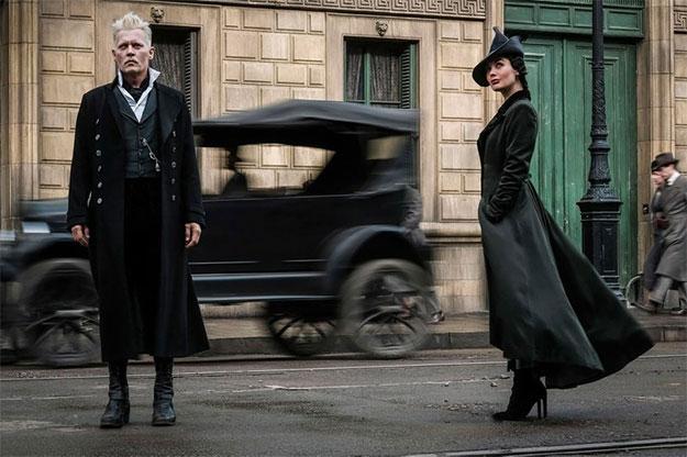 Cine del 2018: Fantastic Beast: The Crimes of Grindelwald
