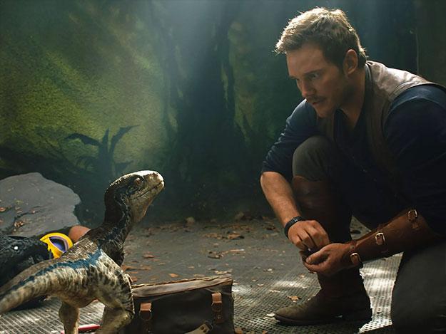 Cine del 2018: Jurassic World: el reino caído