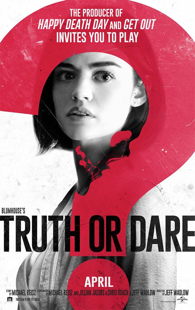 Cartel de Truth or Dare
