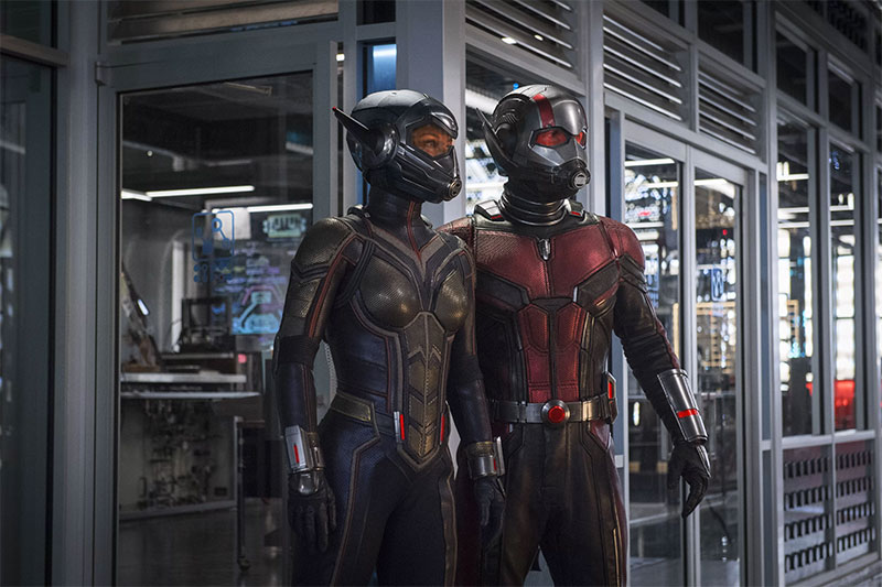 Primera imagen de Ant-Man y la Avispa