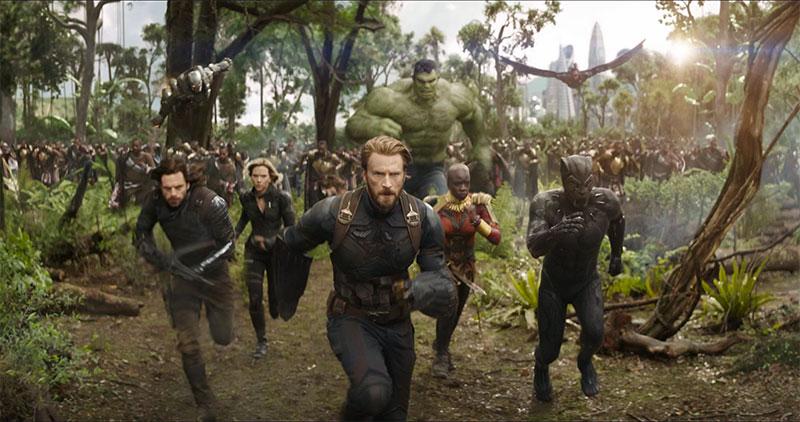 Imagen de Vengadores: Infinity War... y parte del trailer ya visto
