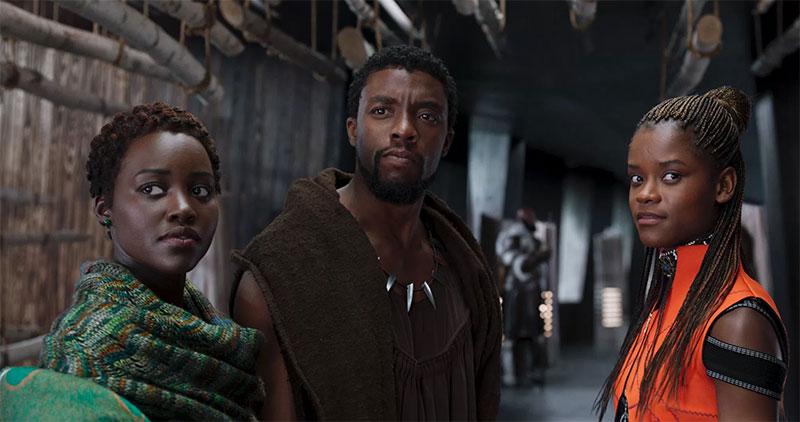 Nueva imagen de Black Panther