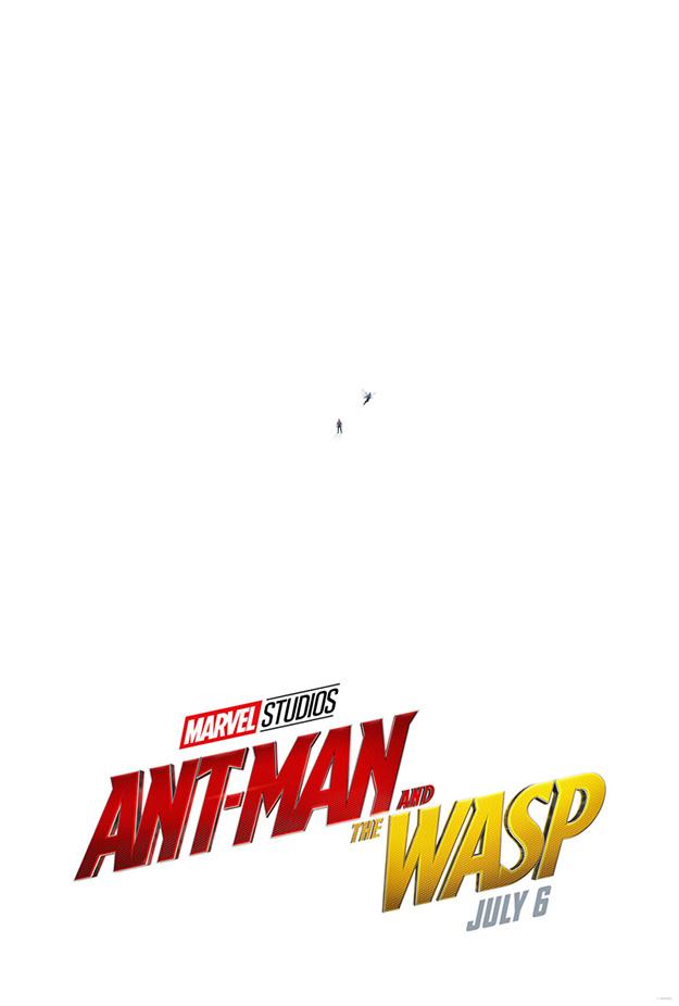 Cartel de Ant-Man y la Avispa