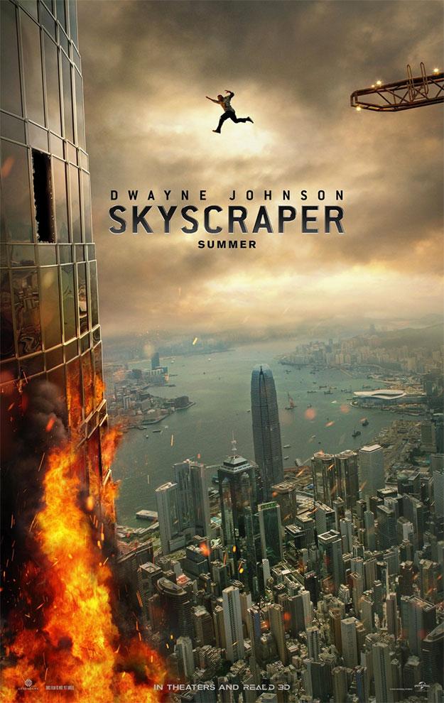 Skycraper presenta un póster ideal para hacer memes