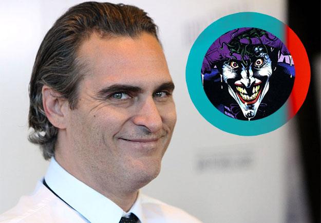 Joaquin Phoenix será el nuevo Joker