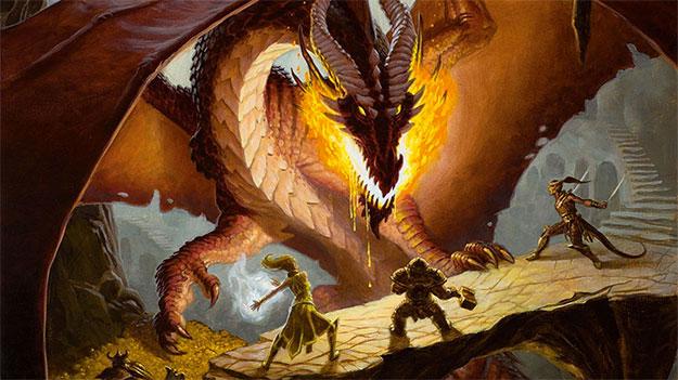 Chris McKay negocia ponerse al frente de Dungeons & Dragons