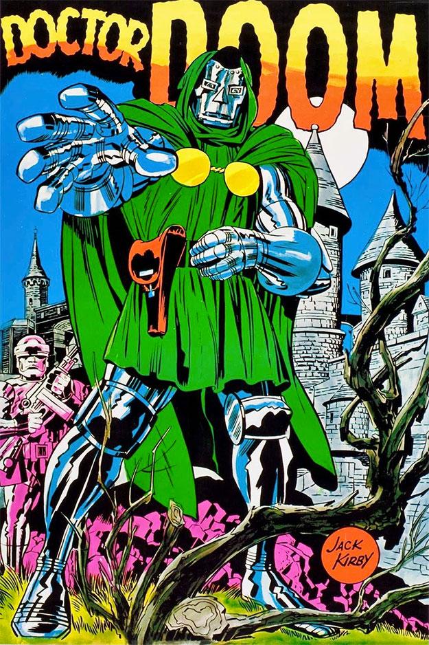 Doctor Doom también en solitario, otro de los planes de 20th Century Fox