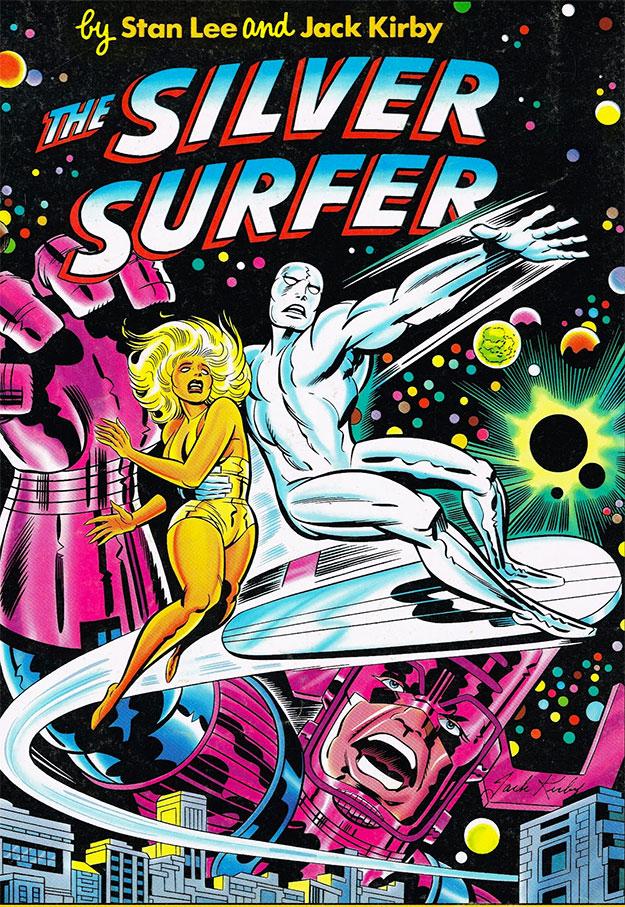Silver Surfer, uno de los posibles proyectos de 20th Century Fox en desarrollo