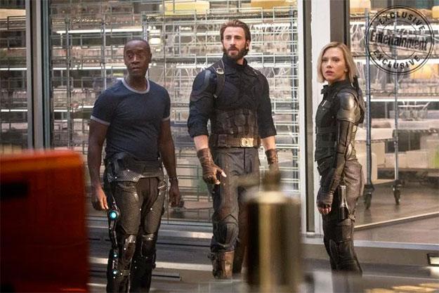 Nueva foto de Vengadores: Infinity War