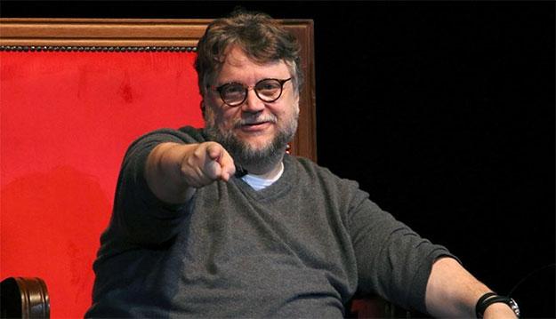 """Guillermo del Toro domina la situación en sus charlas """"De Geometría a La forma del agua"""""""