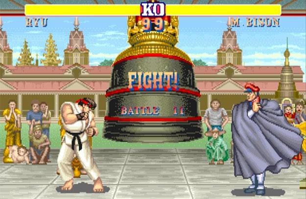 """¿Una serie seria de """"Street Fighter""""?"""