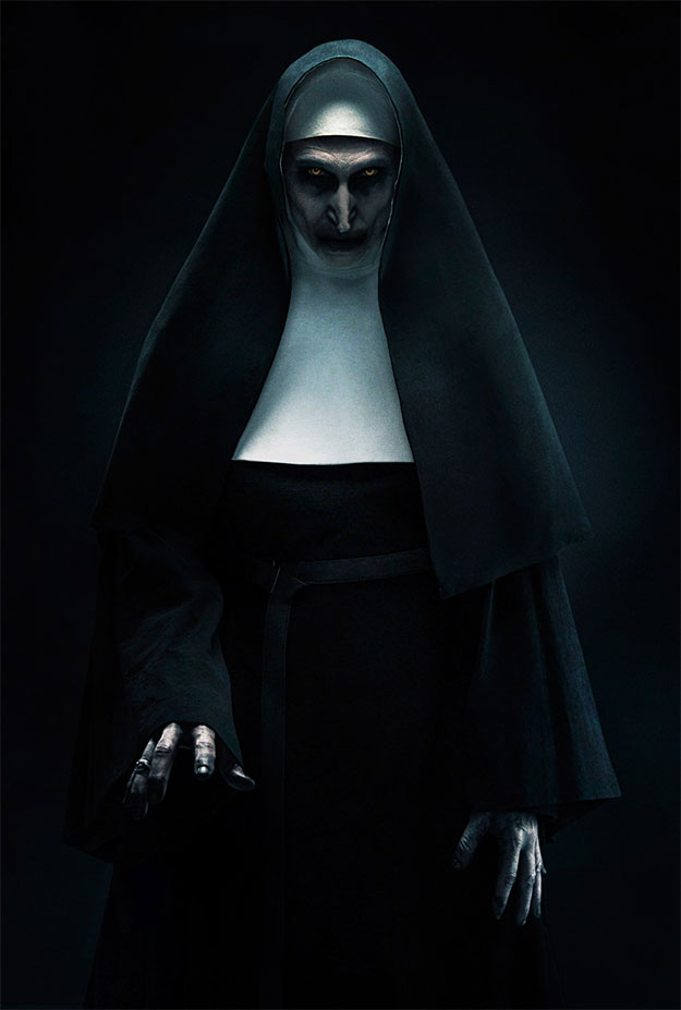 The Nun, monjas no precisamente a la carrera