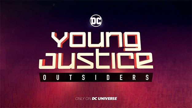 Logo Youn Justice Outsiders