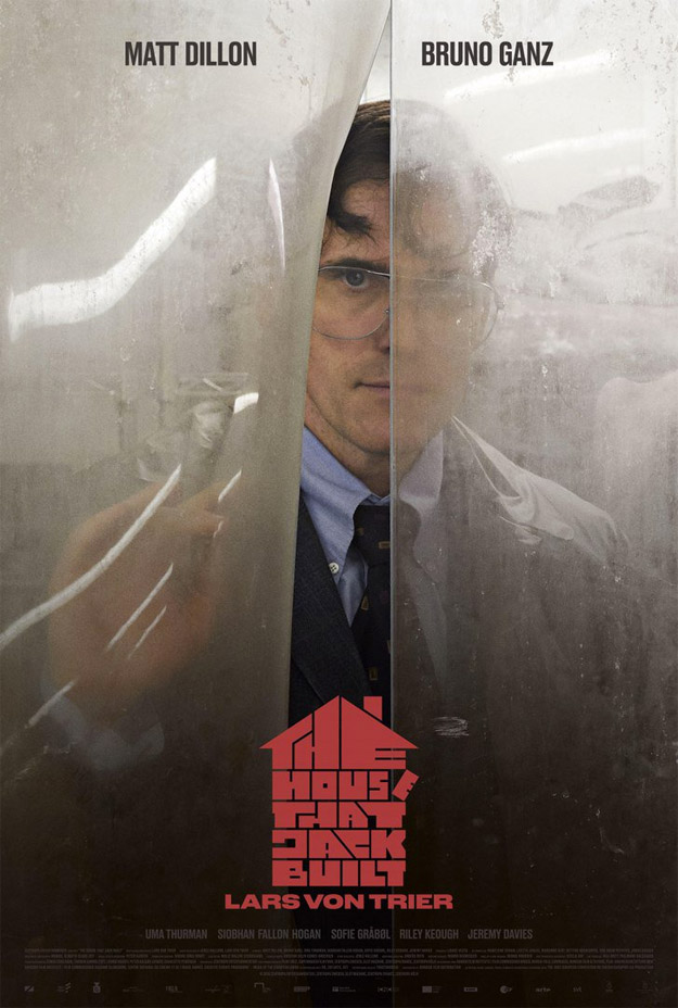 The House that Jack Built de Lars von Trier