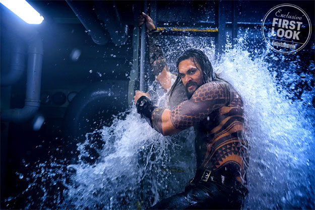 Sorpresa... Aquaman regresará en Aquaman 2
