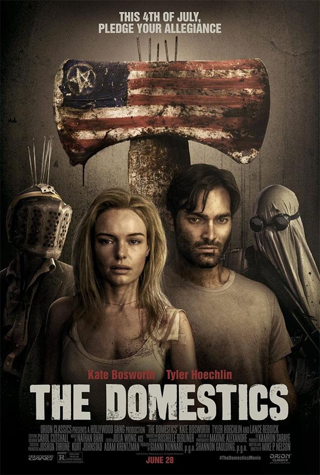 El cartel, uff, de The Domestics