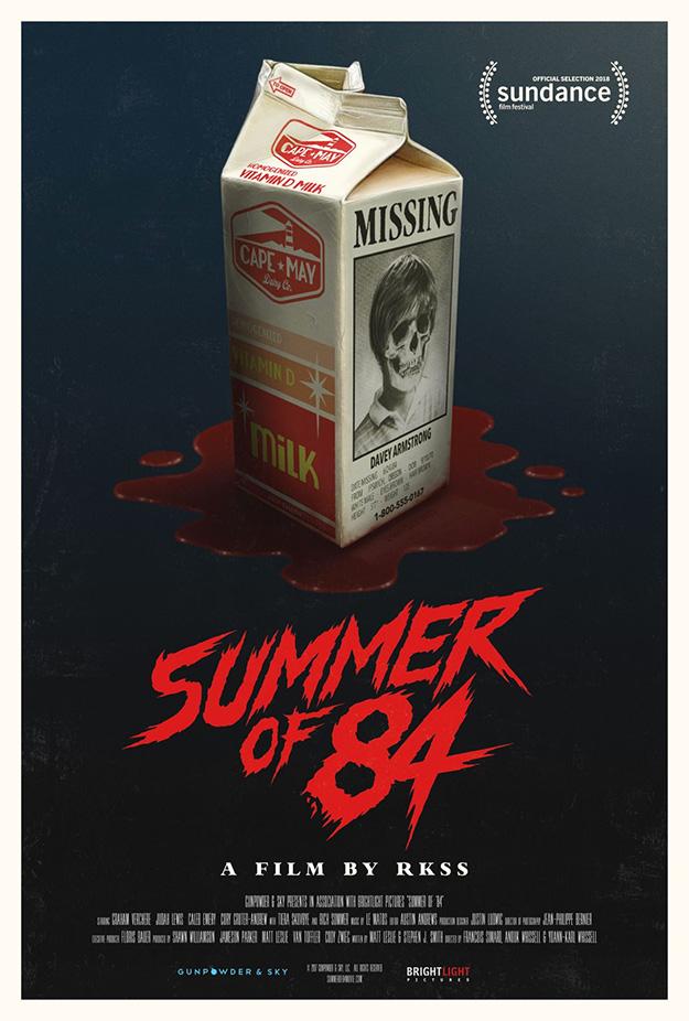 El nuevo viejo cartel de Summer of '84