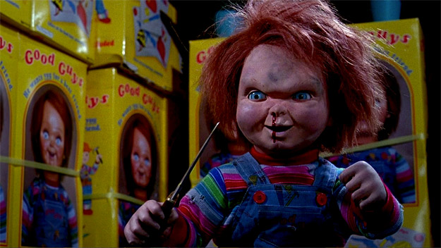 No penséis que el nuevo Chucky tendrá esta cara