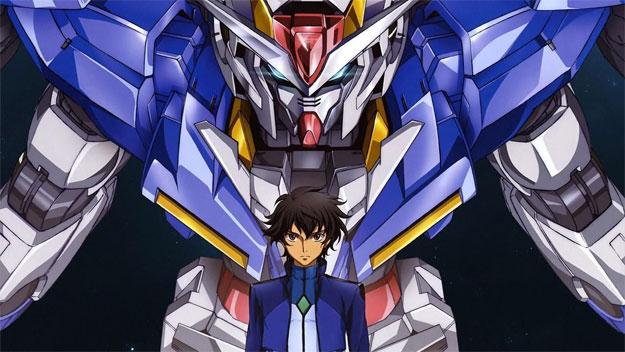 Gundam será cine de acción real