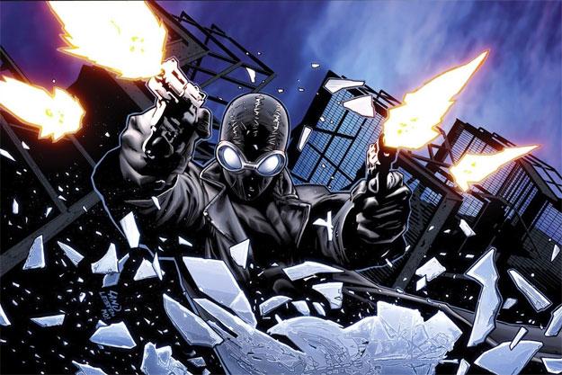 Nicolas Cage será la voz de Spider-Man Noir