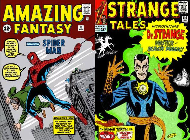 Ha fallecido Steve Ditko, co-creador de Spider-Man o Doctor Strange