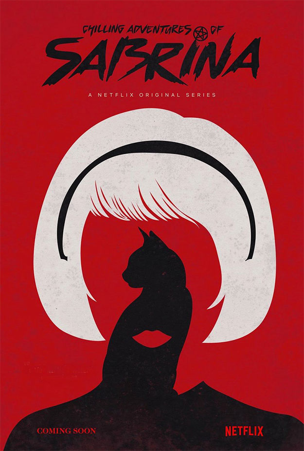 Póster de The Chilling Adventures of Sabrina