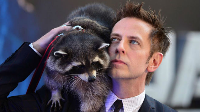 James Gunn no volverá a Guardians of the Galaxy Vol. 3
