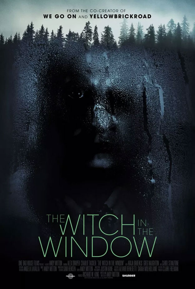 Cartel de The Witch in the Window