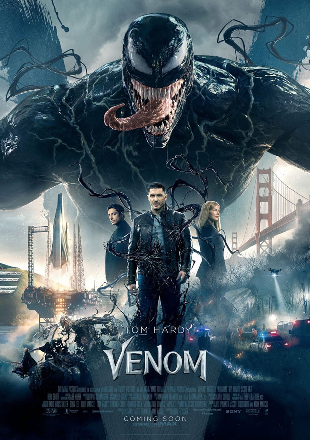 Cartel final de Venom
