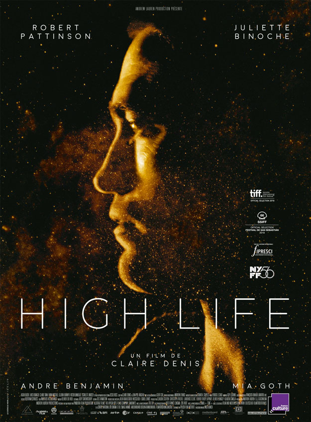 Cartel de High Life
