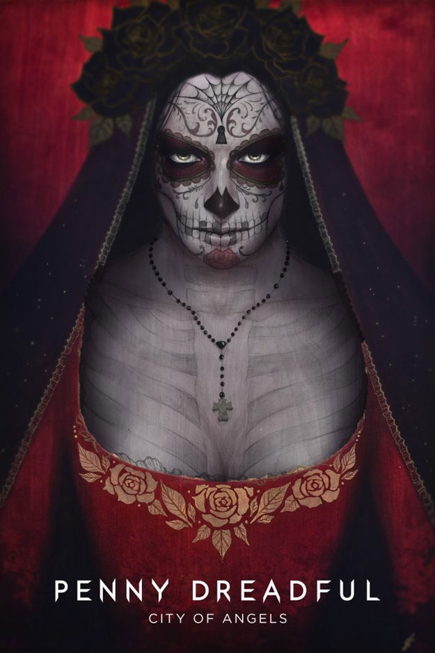 "Primer cartel de ""Penny Dreadful: City of Angels"""