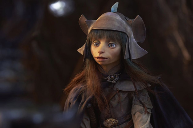 Rian en The Dark Crystal: The Age of Resistance