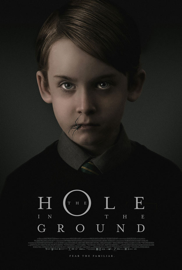 Nuevo póster de The Hole in the Ground