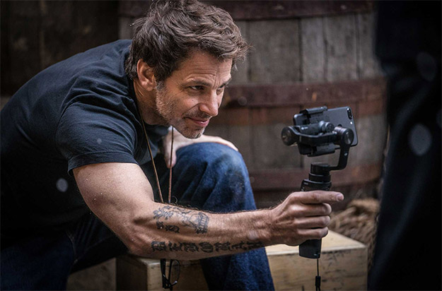 Zack Snyder regresa... con Netflix y Army of the Dead